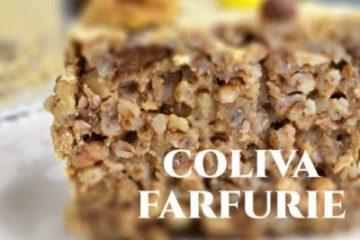 Degustare Coliva