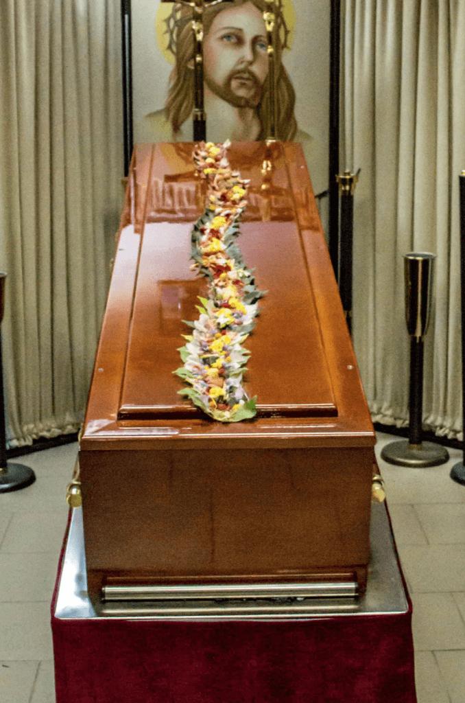Sicriu 10 - Cosciug - Servicii funerare Anthony