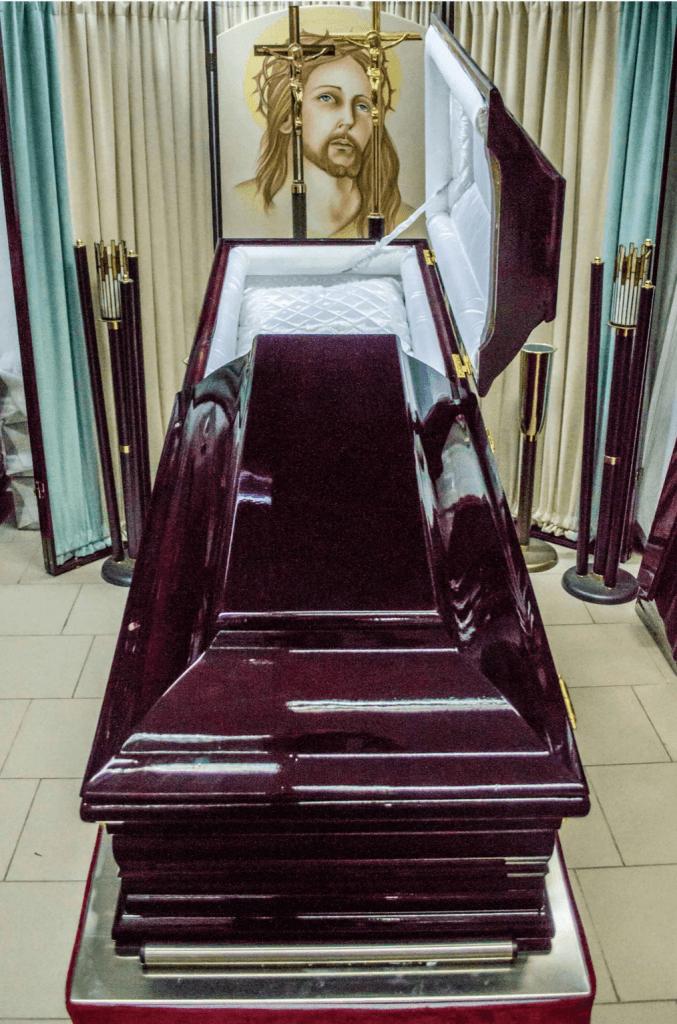 Sicriu 12 - Cosciug - Servicii funerare Anthony