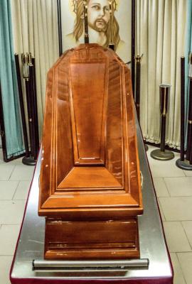 Sicriu 13- Cosciug - Servicii funerare Anthony