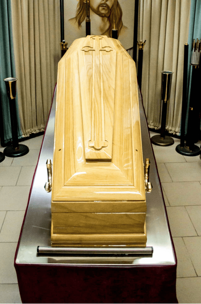 Sicriu 6- Cosciug - Servicii funerare Anthony