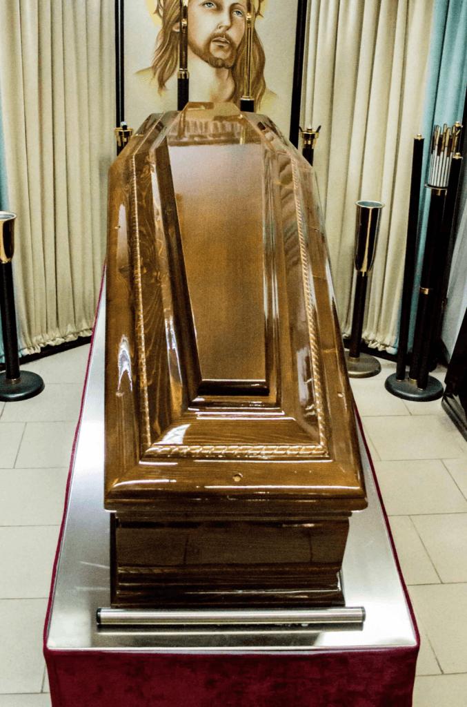 Sicriu 7- Cosciug - Servicii funerare Anthony