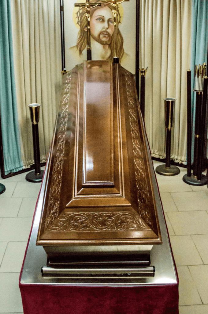 Sicriu 2- Cosciug - Servicii funerare Anthony