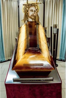 Sicriu 3- Cosciug - Servicii funerare Anthony