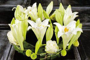 aranjamente florale funerare coroane Anthony