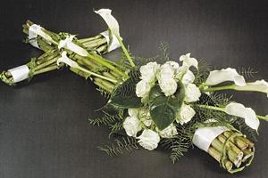 aranjamente florale funerare jerbe Anthony