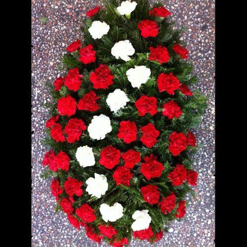 Jerba funerara din trandafiri Anthony
