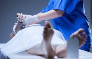 medic constatare deces
